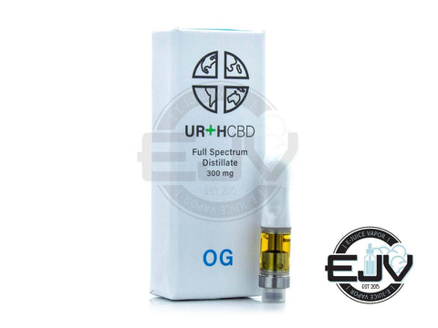 Urth CBD OG Cartridge - 300mg CBD Urth CBD