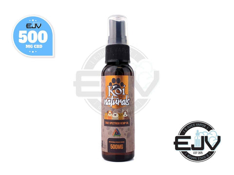 KOI Naturals CBD Spray For Pets 60ml CBD KOI CBD