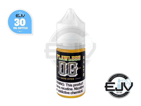 Game Over by Flawless OG Salts 30ml