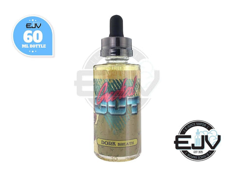 Dork Breath by Geeked Out 60ml E-Juice Geeked Out