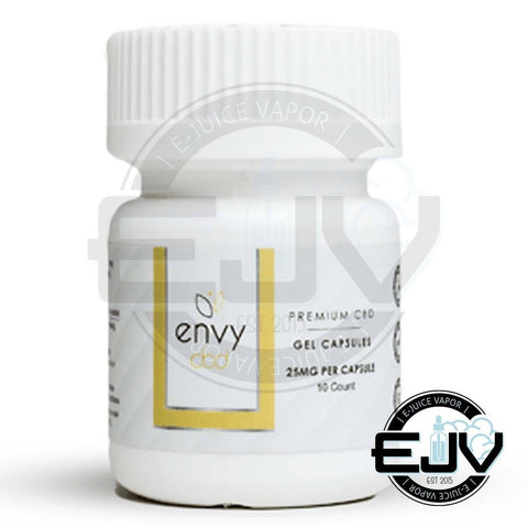 Envy CBD Gel Capsules - 250mg CBD Envy CBD