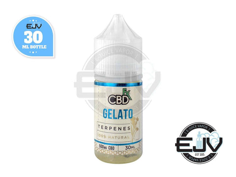 Gelato CBD Terpenes Oil by CBDfx 30ml CBD CBDfx