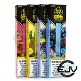 Gorilla Fruits Bar Disposable Device Disposable Vape Pens Gorilla Fruits