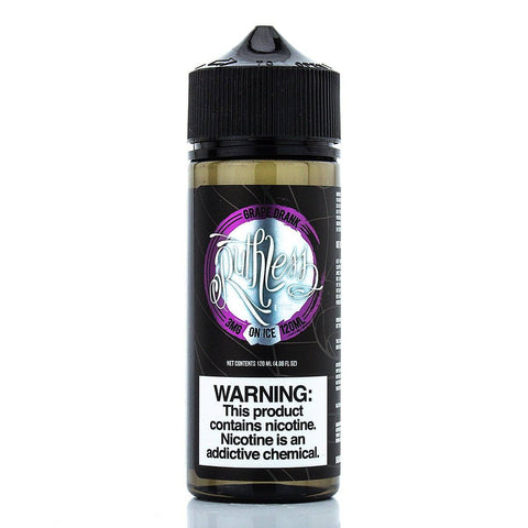 Grape Drank On Ice by Ruthless EJuice 120ml E-Juice Ruthless