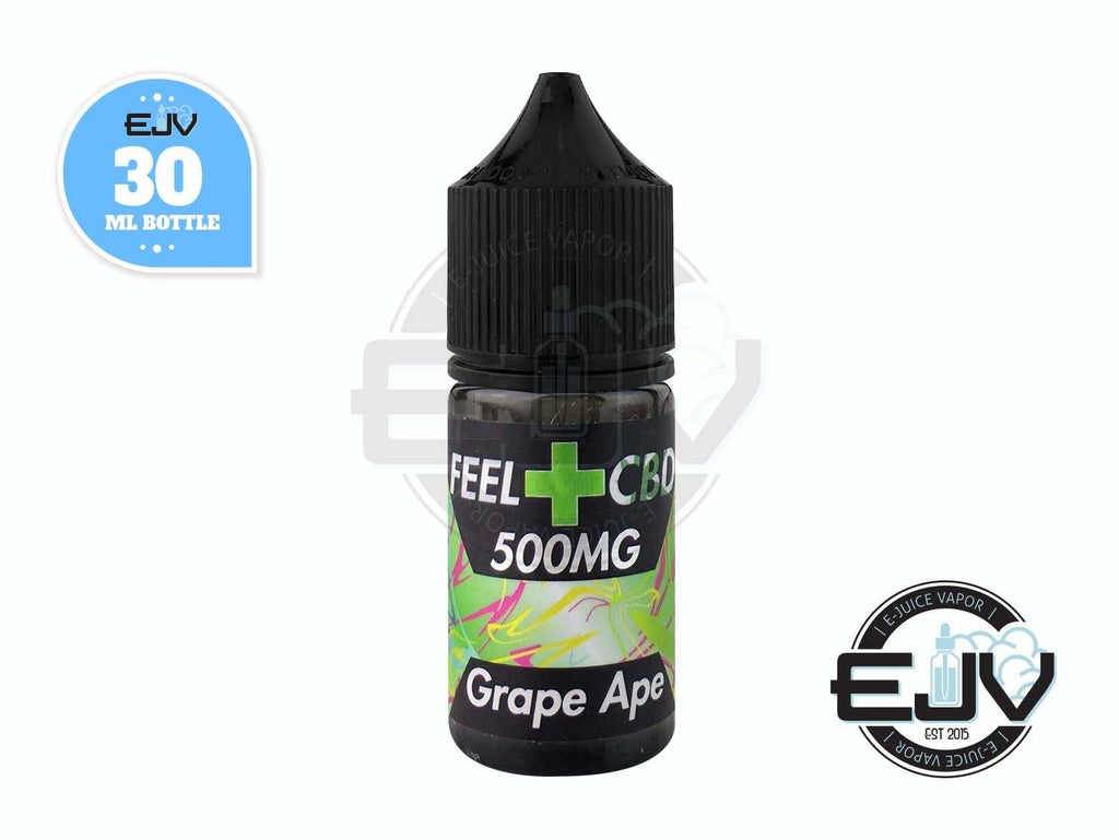 Grape Ape by Feel CBD Liquid 30ml CBD Feel CBD Liquid