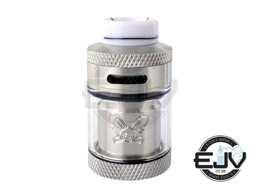 HellVape Dead Rabbit 25mm RTA Discontinued Discontinued Stainless Steel