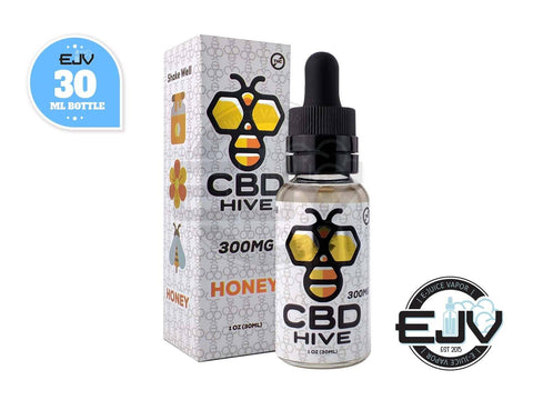 Honey Vape Juice by CBD Hive 30ml Coming Soon CBD Hive