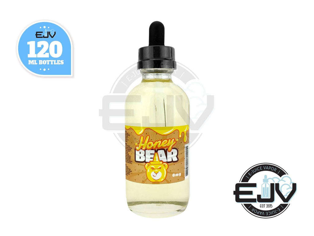 Honey Bear by Marina Vape EJuice 120ml Discontinued Discontinued