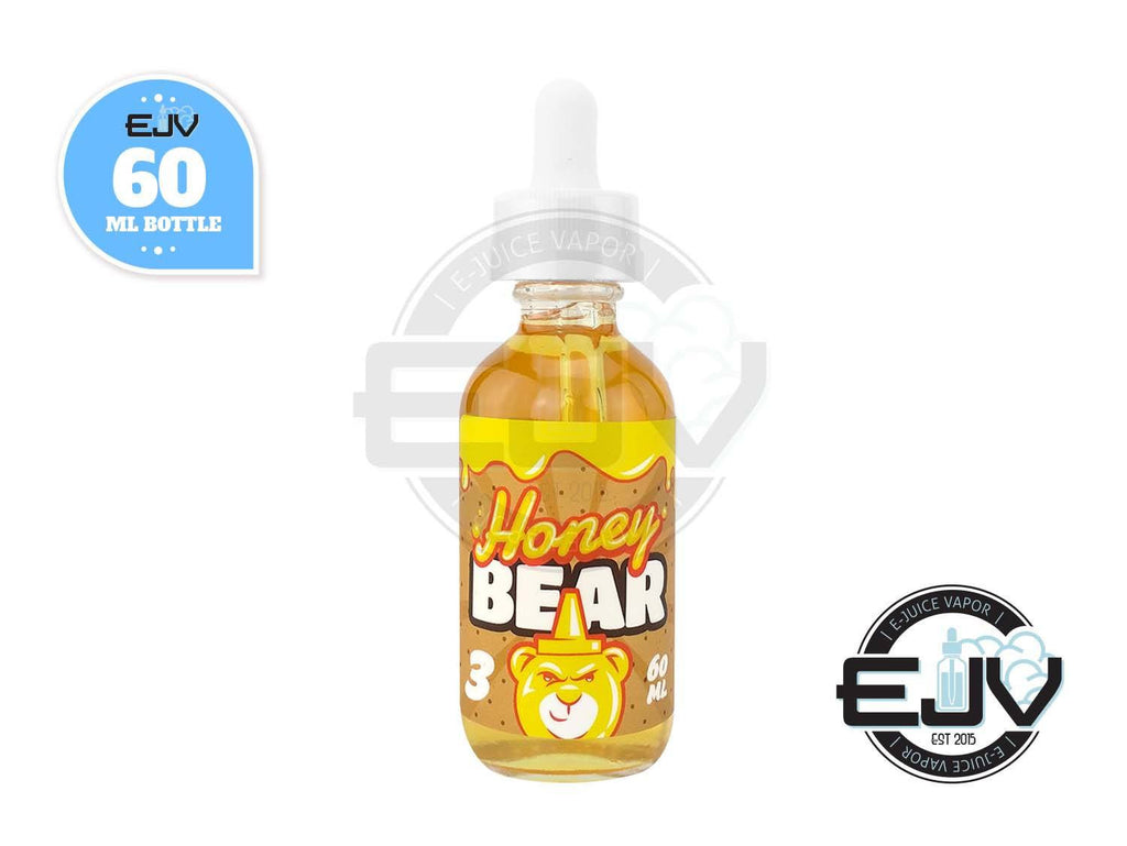 Honey Bear by Marina Vape EJuice 60ml Discontinued Discontinued