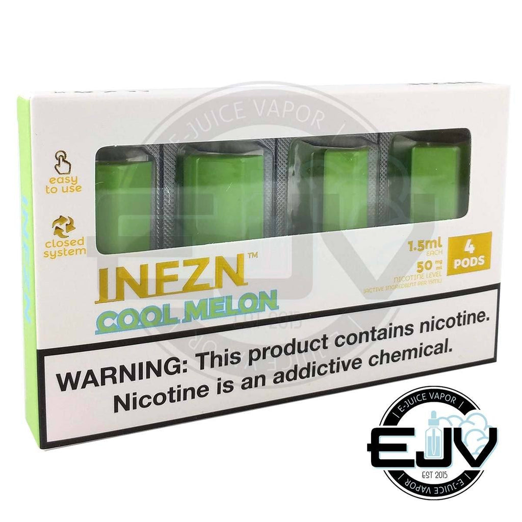 Cool Melon Pods by INFZN (4 Pack)