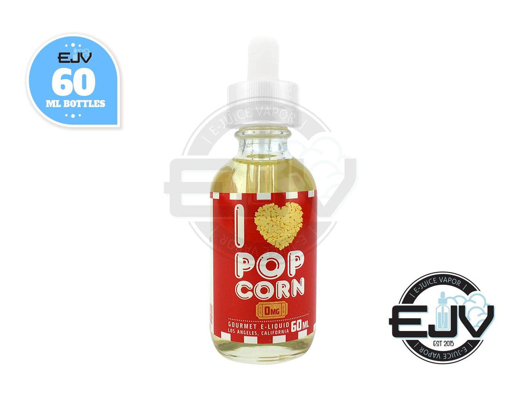 I Love Popcorn by Mad Hatter EJuice 60ml Discontinued Discontinued