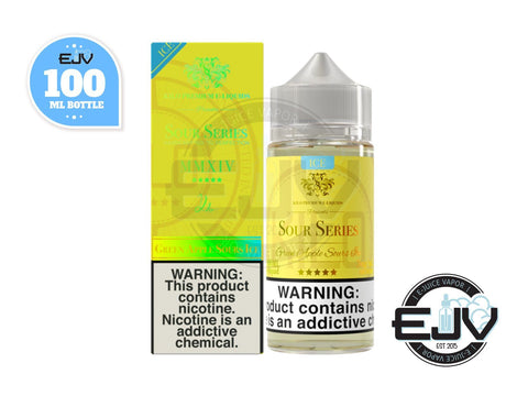 Green Apple Sour Ice by Kilo Sour Series 100ml E-Juice Kilo Sour Series