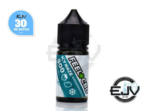 Icy Haze by Feel CBD Liquid 30ml CBD Feel CBD Liquid