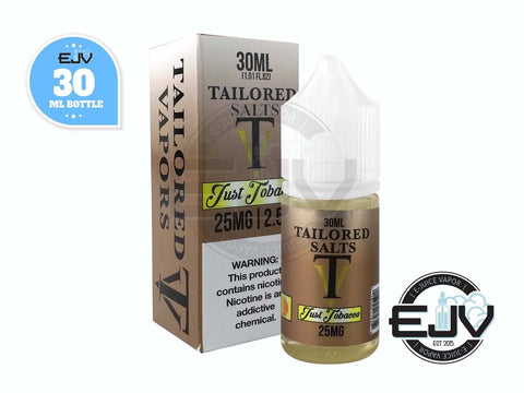 Just Tobacco by Tailored Salts 30ml