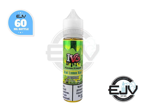 Kiwi Lemon Kool by IVG E-Liquids 60ml