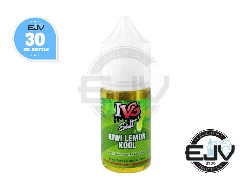 Kiwi Lemon Kool by IVG Salts 30ml Clearance E-Juice IVG Salts