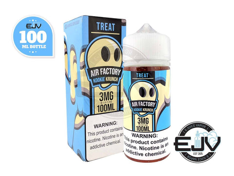 Kookie Krunch by Treat Factory 100ml E-Juice Treat Factory