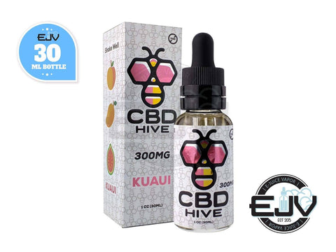 Kauai Vape Juice by CBD Hive 30ml Coming Soon CBD Hive