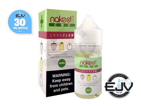 Lava Flow by Naked 100 CBD 30ml CBD Naked 100 CBD