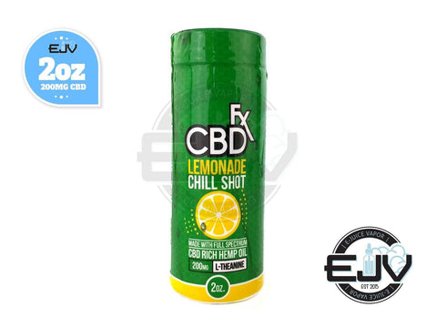 Lemonade CBD Chill Shot by CBDfx - 20mg CBD CBDfx