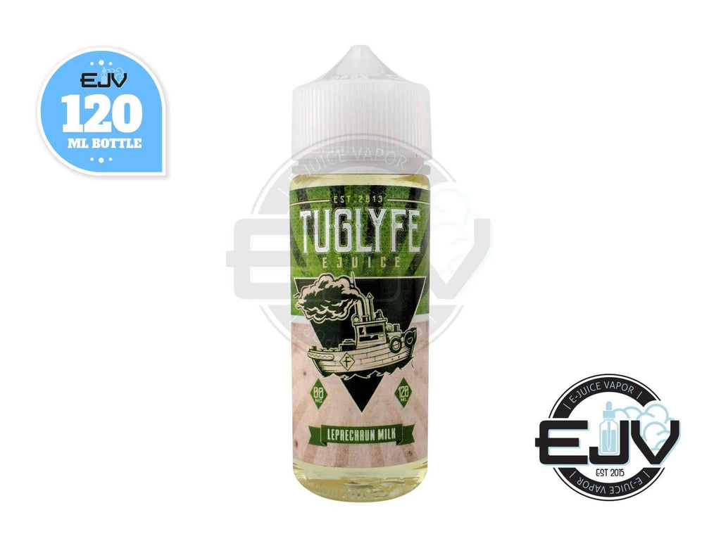 Leprechaun Milk by TUGLYFE E-Juice 120ml Clearance E-Juice TUGLYFE E-Liquid