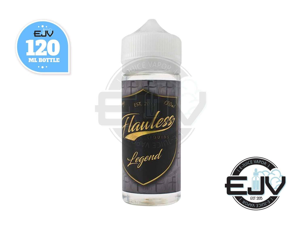 Legend by Flawless E-Liquid 120ml Discontinued Discontinued