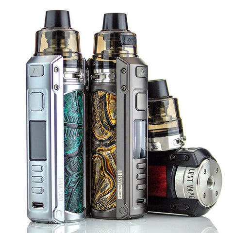 Lost Vape URSA Quest Multi 100W Pod Mod Kit Pod Mod Kits Lost Vape