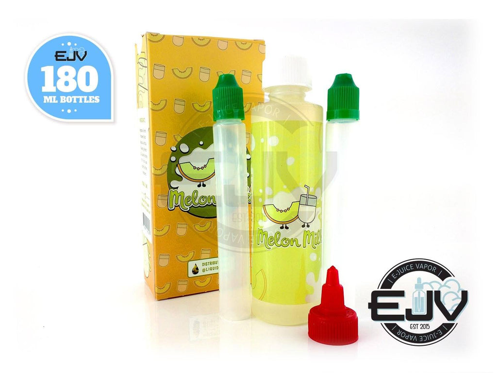 Melon Milk by Muther Fluffer EJuice 180ML