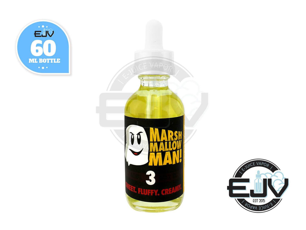 Marshmallow Man! by Marina Vape EJuice 60ml