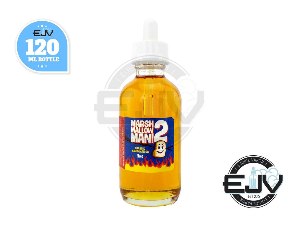 Marshmallow Man! 2 by Marina Vape EJuice 120ml
