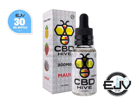 Maui Vape Juice by CBD Hive 30ml Coming Soon CBD Hive