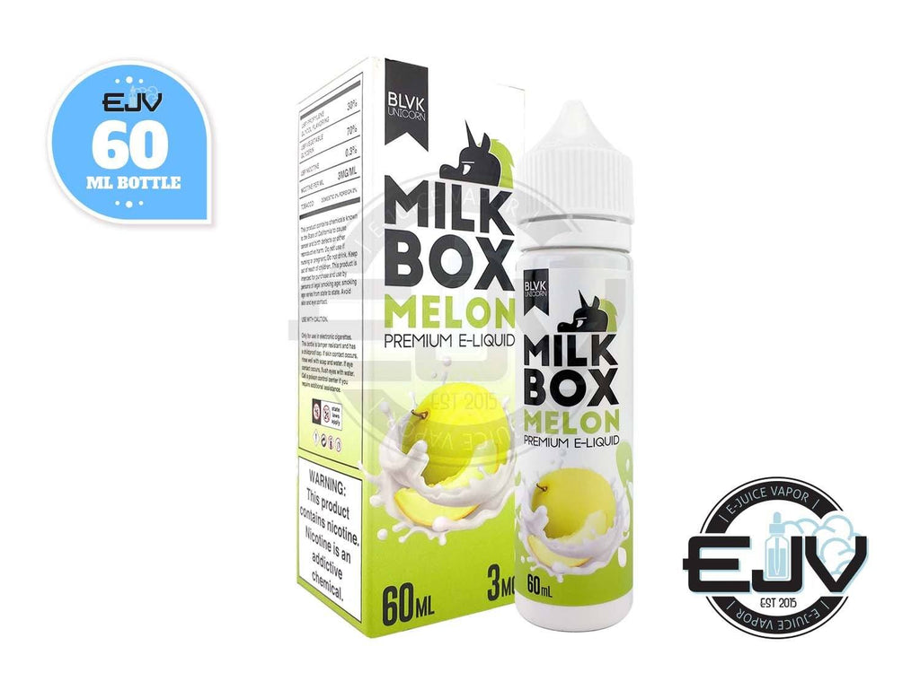 Melon Milk Box by BLVK Unicorn 60ml