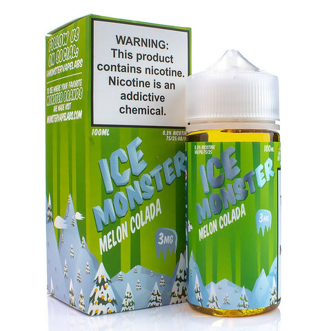 Melon Colada by Ice Monster 100ml E-Juice Jam Monster