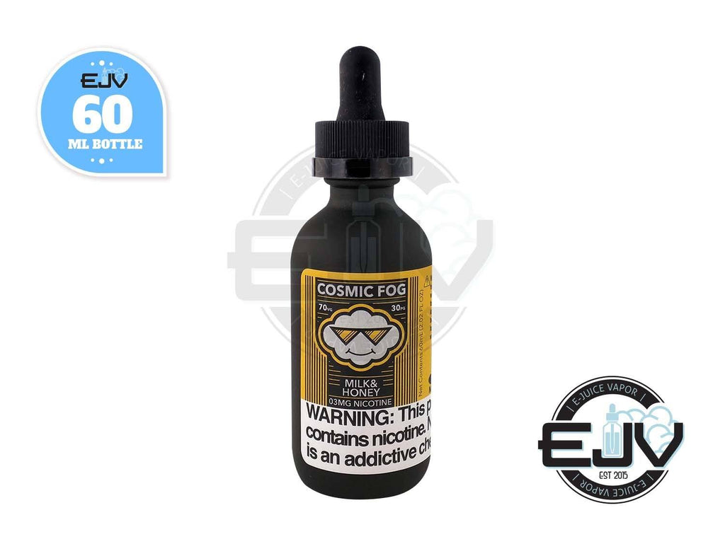 Milk & Honey EJuice by Cosmic Fog 60ml E-Juice Cosmic Fog
