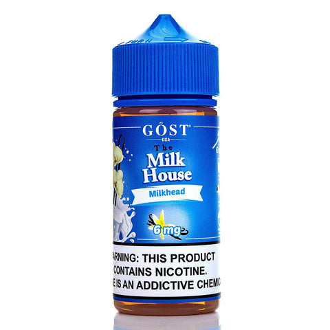 Milk Head by The Milk House 100ml E-Juice GOST The Milk House