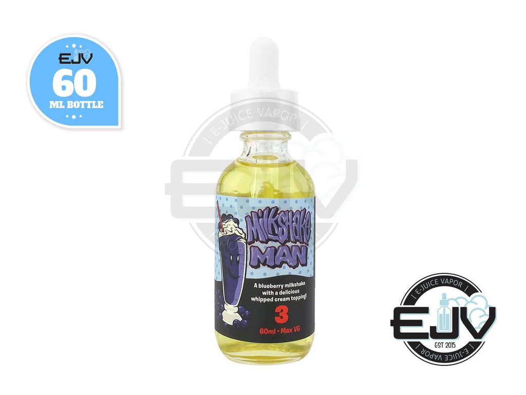 Blueberry Milkshake By Marina Vapes EJuice 60ml Discontinued Discontinued