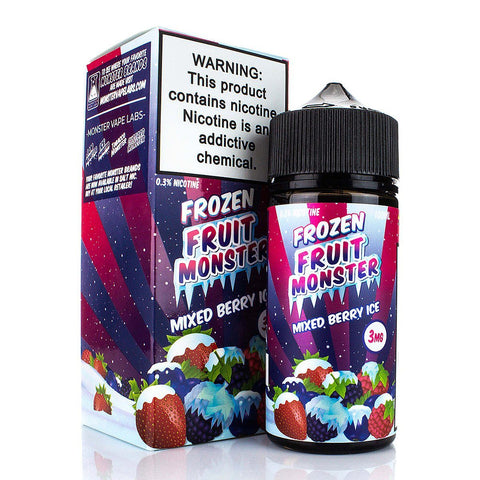 Mixed Berry Ice by Frozen Fruit Monster 100ml E-Juice Frozen Fruit Monster