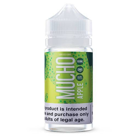 Apple by MUCHO E-Liquid 100ml E-Juice MUCHO E-Liquid