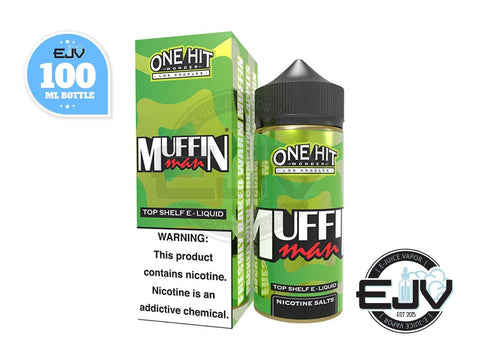 Muffin Man by One Hit Wonder EJuice 100ml