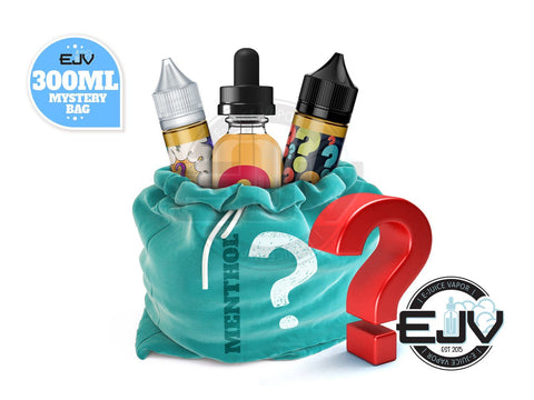 Menthol Mystery Goodie E-Liquid Bag 300ml