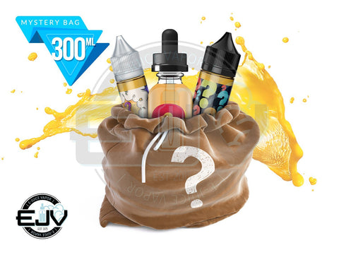 Mystery Goodie E-Liquid Bag 300ml E-Juice Goodie E-Liquid Bag 0mg