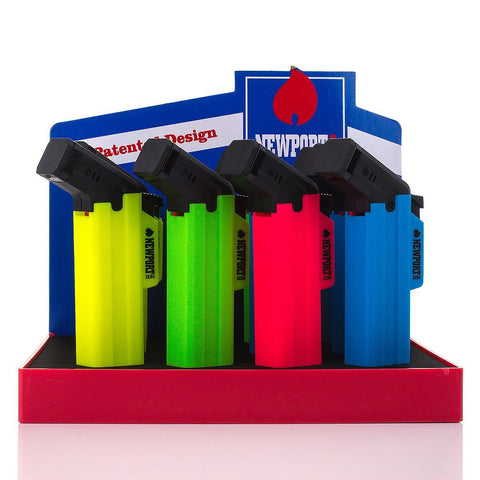 Newport Zero Torch Lighter 12 Count Torches Newport Zero