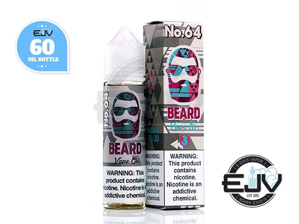 No. 64 by Beard Vape 60ml E-Juice Beard Vape Co.