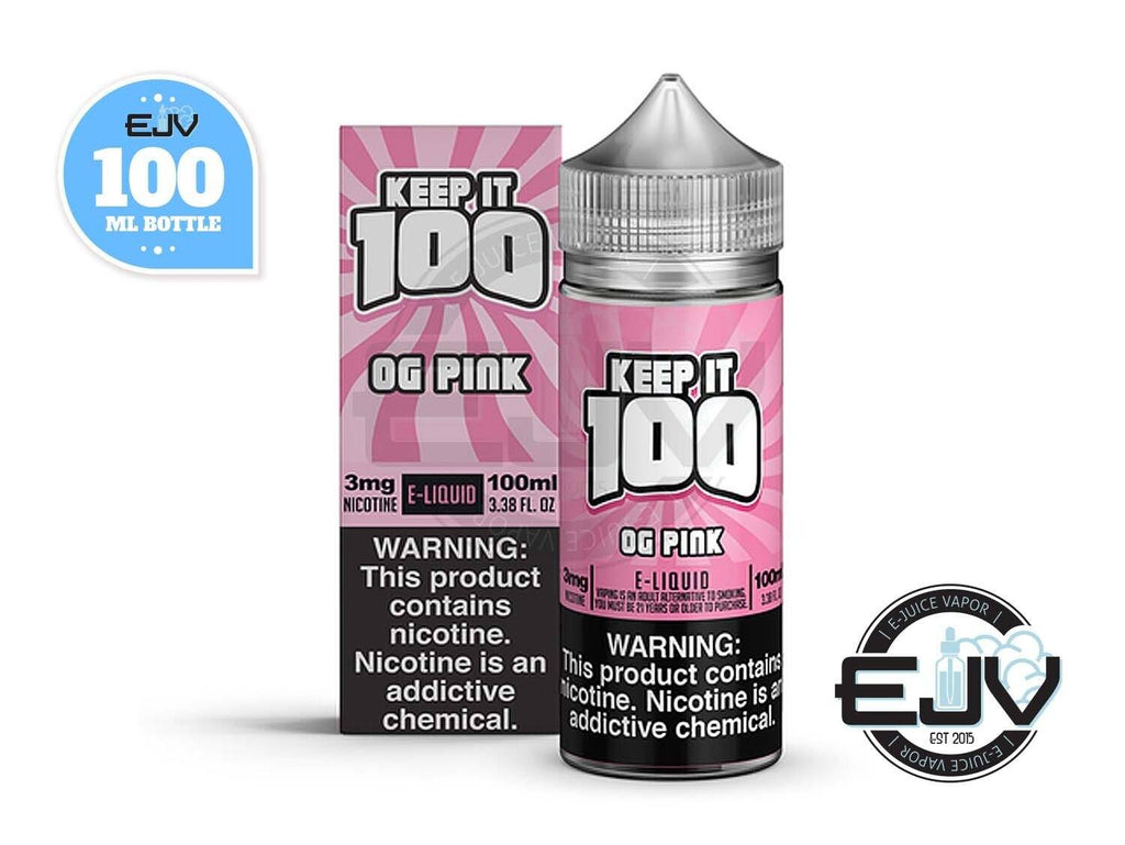 OG Pink by Keep It 100 E-Juice 100ml E-Juice Keep It 100