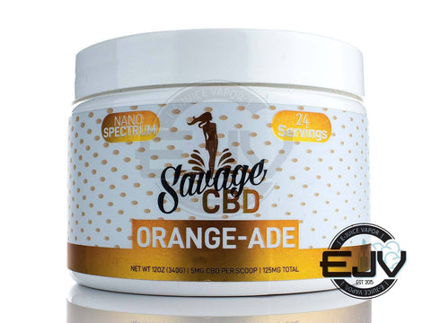 Savage CBD Drink Mix - 125mg CBD Savage CBD Orangeade