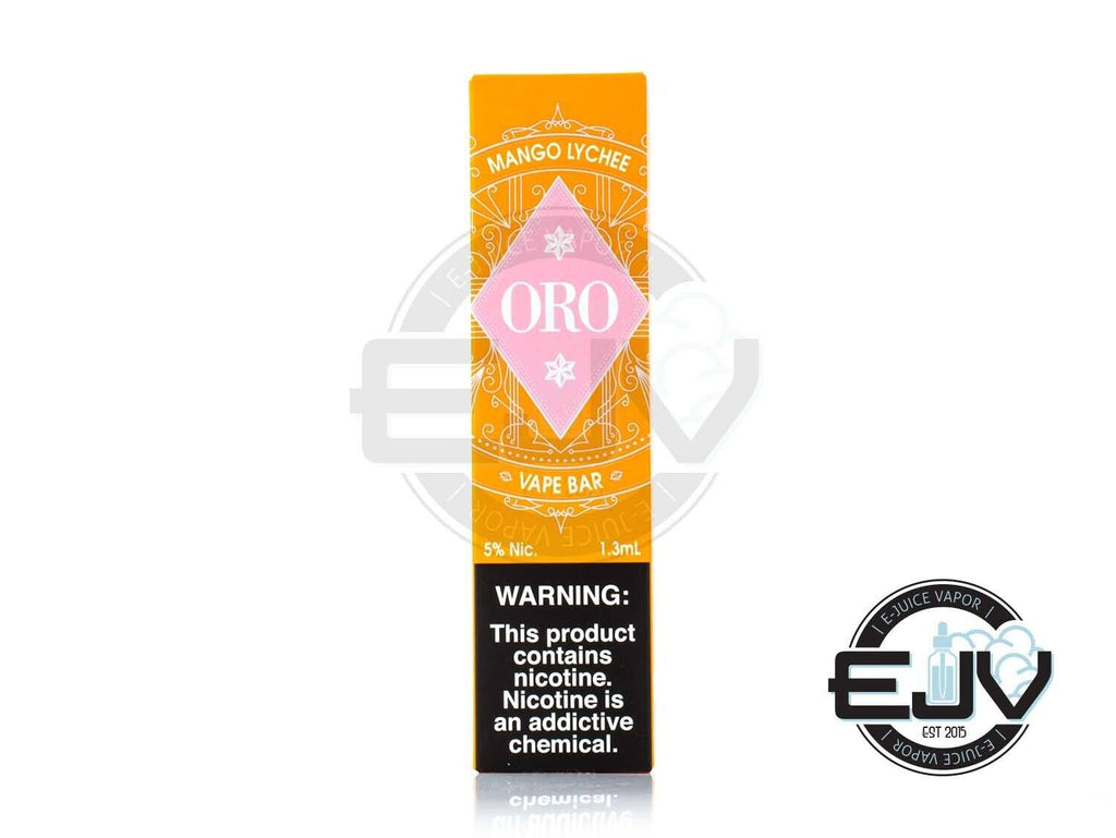 Lemon Twist ORO Disposable Vape Device Disposable Vape Pens Twist Mango Lychee