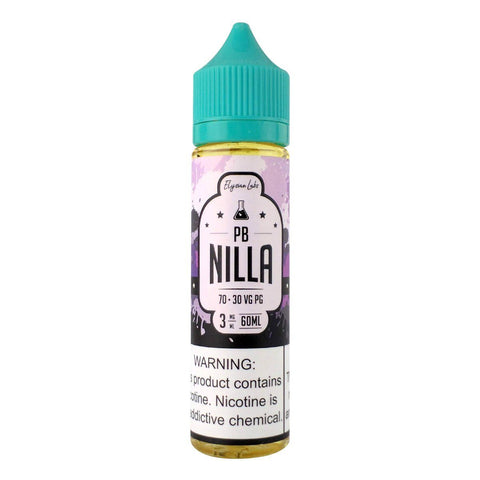 PB Nilla by Nilla Cakes E-Juice 60ml Clearance E-Juice Elysian Labs