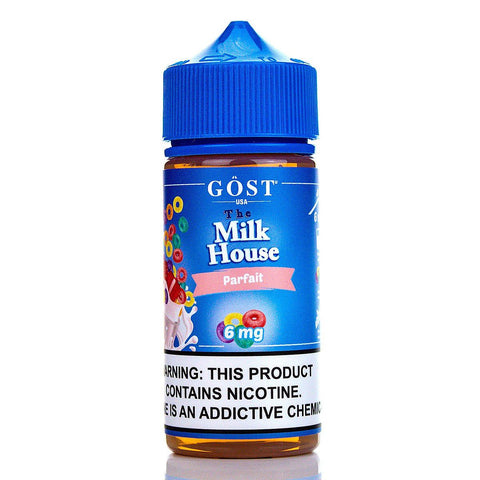 Parfait by The Milk House 100ml E-Juice GOST The Milk House