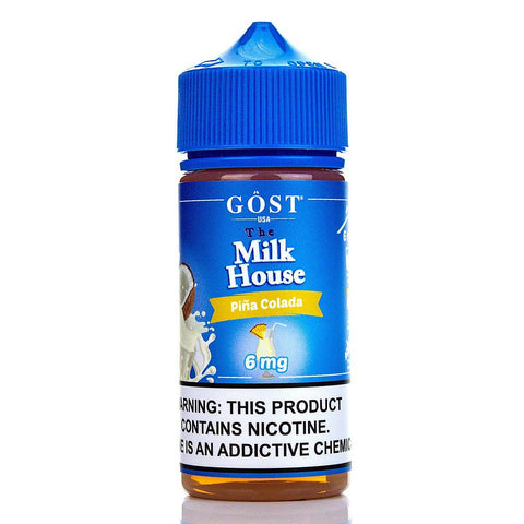 Pina Colada by The Milk House 100ml E-Juice GOST The Milk House