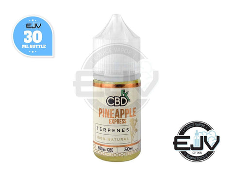 Pineapple Express CBD Terpenes Oil by CBDfx 30ml CBD CBDfx